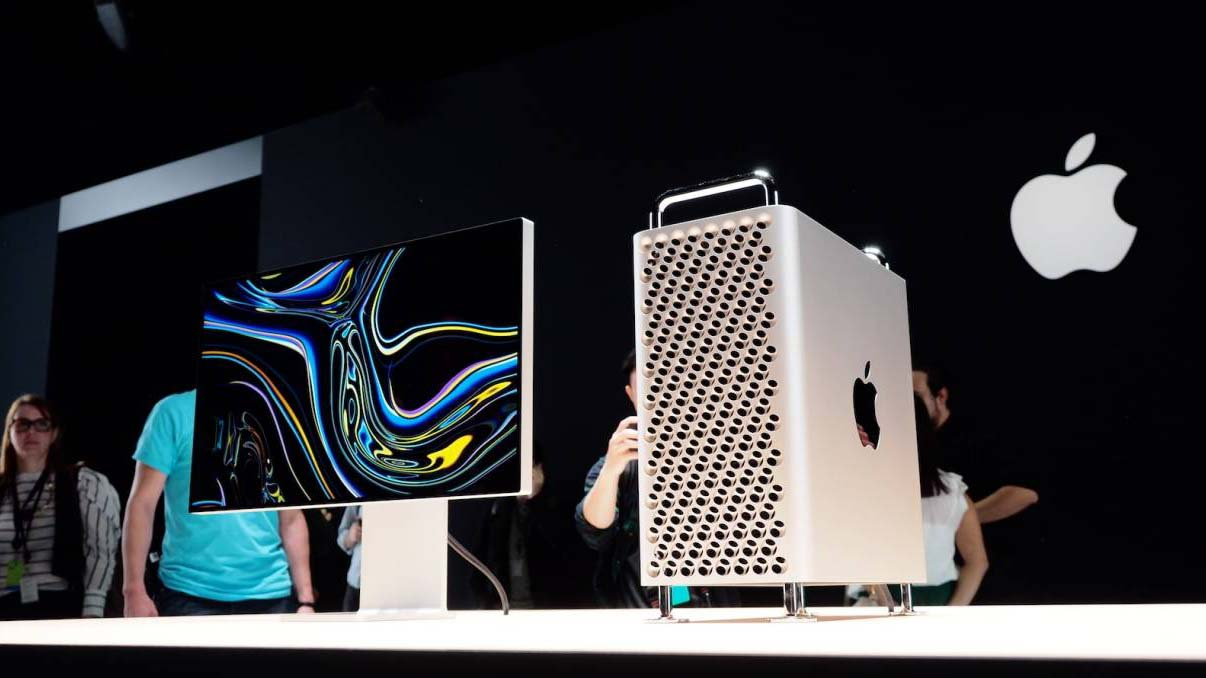Mac pro 2019 with 5K display
