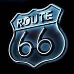 white-and-blue-route-66-logo