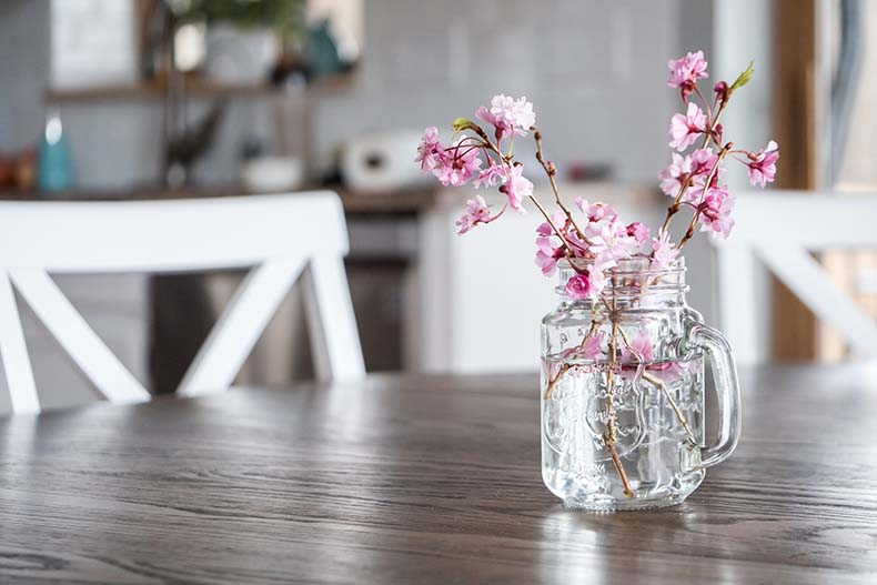 Home Scent Diffuser on a table
