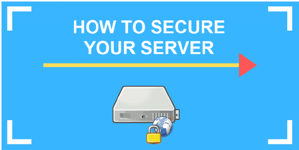 how to secure your server?