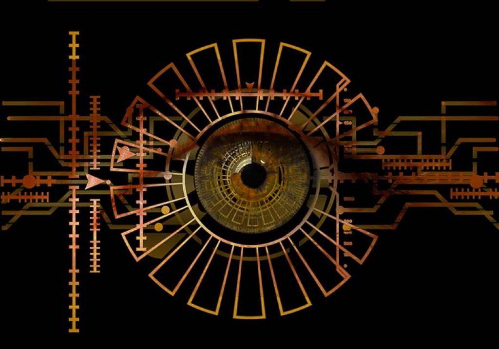 eye identity verification