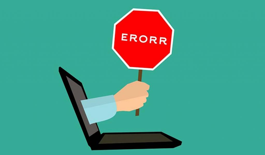 outlook send and receive error