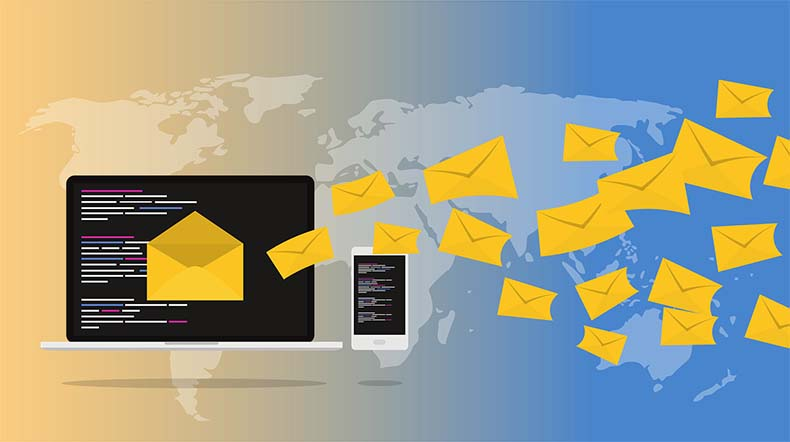 smtp service for email