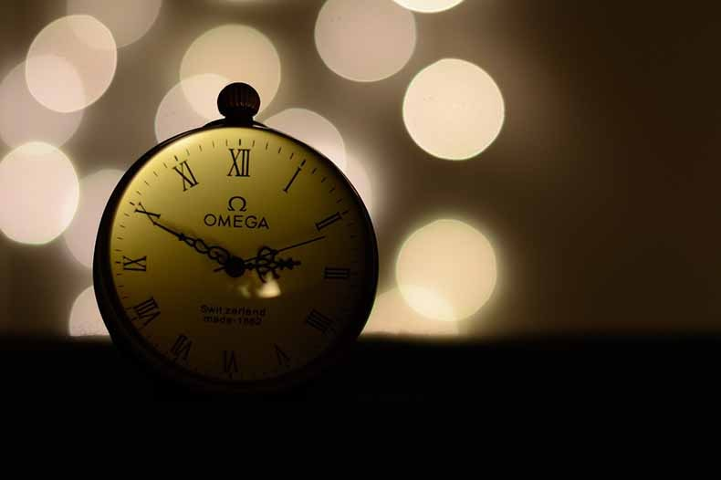 Wristwatch omega