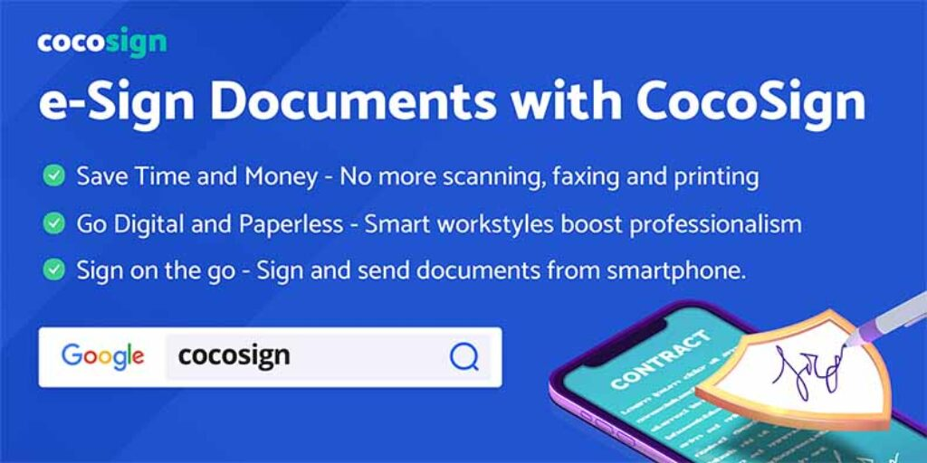 cocosign banner