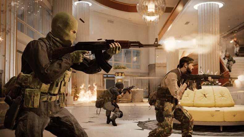 Cold War Multiplayer Modes