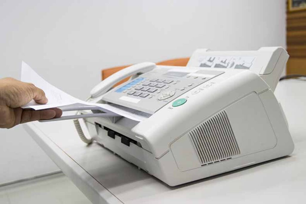 learn about HIPAA faxing