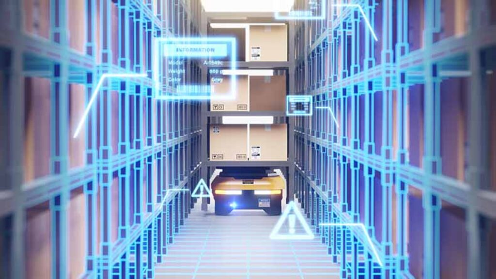 Automating A Warehouse