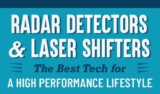 Radar Detectors & Laser Shifters  | A Great Tech for a Fast Lifestyle