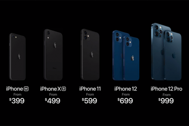 Apple unveils new 5G iPhone 12 line in Multiple Sizes