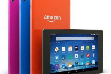 Amazon's new Fire HD 8 tablets are now more affordable, starting at $60