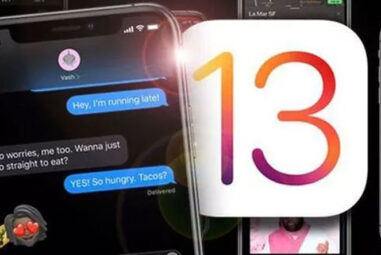 Apple iOS 13 Features