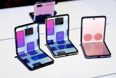 Apple considers making Foldable iPhones in Near Future