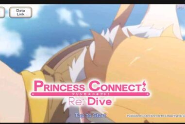 Princess Connect Re: Dive : Download it Free on PC